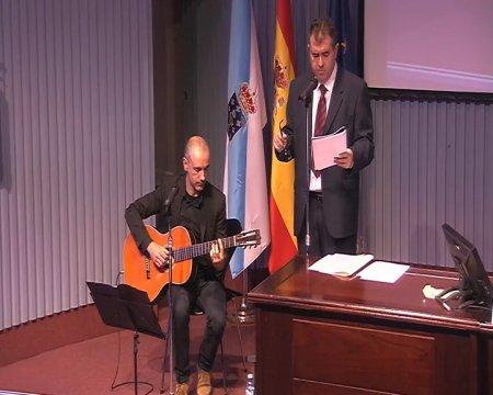 Acto literario do Día das Letras Galegas - Actos en conmemoración do Día das Letras Galegas: Acto literario